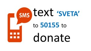sms donate